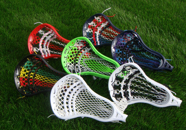 Jimalax Lacrosse Money Mesh Attack Mesh Assorted Colors